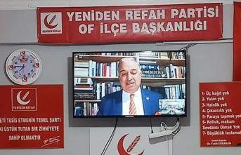 Bekin, Erbakan'ın ifadesi esnasındaki dolu olayını anlattı