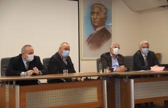 Başkan Sarıalioğlu Temizlik ve Fen İşleri personeliyle buluştu