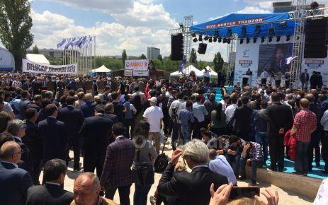 Trabzon Günleri'nin açılışını Başkan Kahraman yaptı