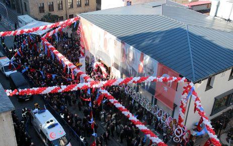Trabzon Şehir Müzesi ziyarete açıldı