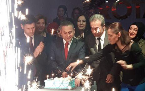 Trabzon SGK'dan taşeron işçilere kutlama yemeği