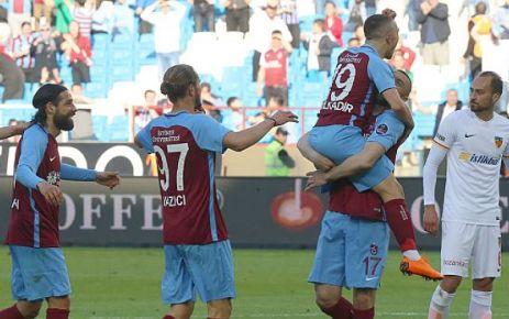 Trabzonspor Başkan Usta'yı 4-0'la uğurladı