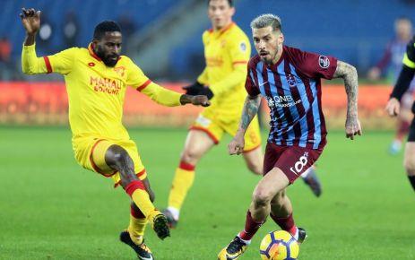 Trabzonspor BETO'na tosladı