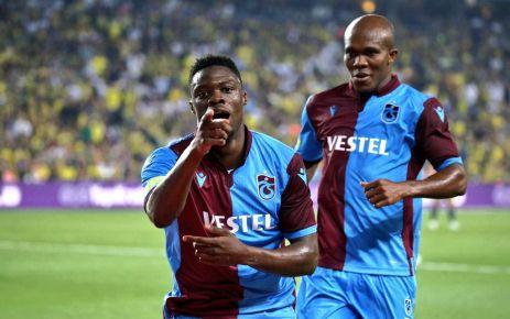 Trabzonspor Kadıköy'de Fenerbahçe ile berabere kaldı