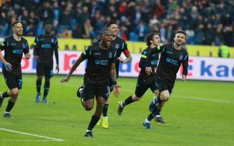 Trabzonspor Malatyaspor'u da yendi 5'te 5 yaptı