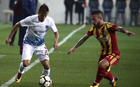 Trabzonspor Malatya'ya da mağlup oldu