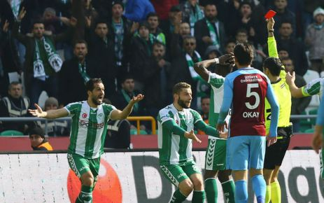 Trabzonspor'da Burak'ın golleri galibiyete yetmedi