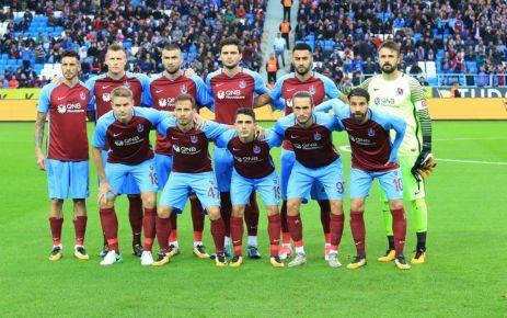 Trabzonspor'dan Akhisarspor'a tarihi mağlubiyet