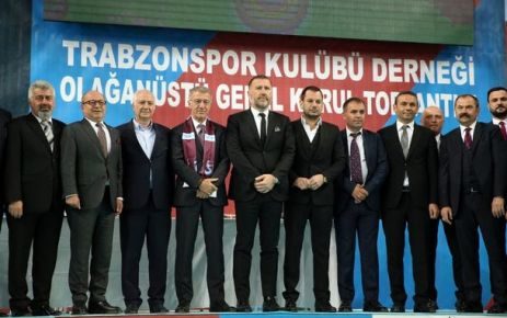 Trabzonspor'un yeni başkanı Ahmet Ağaoğlu