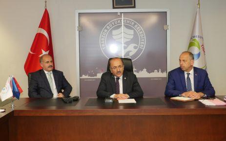 Trabzon'un altyapısı masaya yatırıldı
