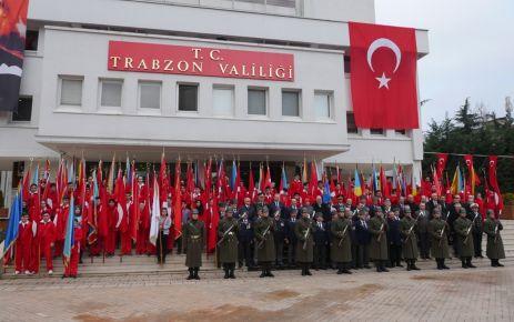 Trabzon'un kurtuluşunun 100.yılı kutlandı