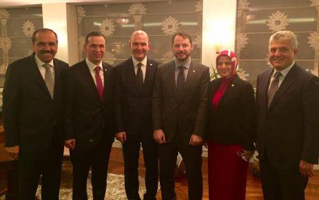 Trabzon'un yeni bakanı Süleyman Soylu