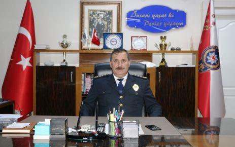 Trabzon'un yeni Emniyet Müdürü Orhan Çevik