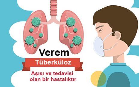 Tüberküloz belirtileri olanlar tedavide geç kalmamalı