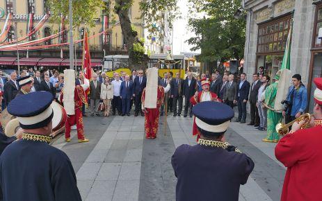 Türk Otağı, tarihi belediye binasında hizmete açıldı