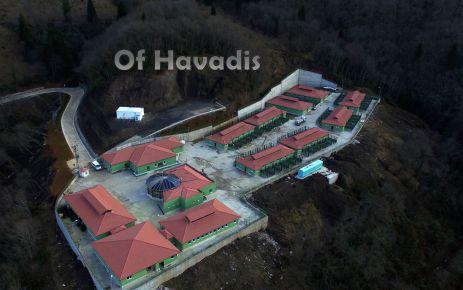 Türkiye'nin en modern hayvan bakım merkezi hizmete girdi
