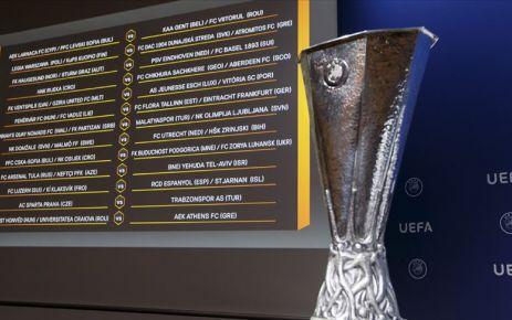UEFA Avrupa Ligi'nde rakibimiz Sparta Prag