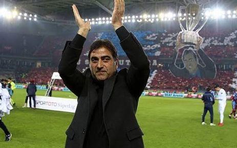 Ünal Karaman Trabzonspor'a veda etti