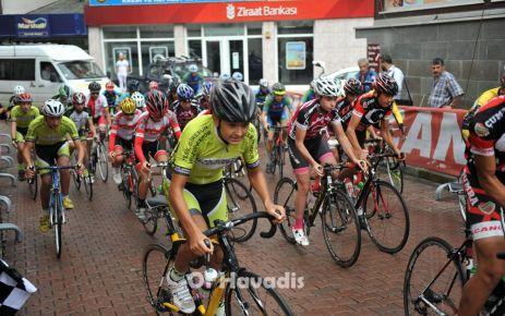 Uzungöl'de Bisiklet Şampiyonası