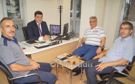 Vakıfbank'ın yeni müdürü Cem Üner
