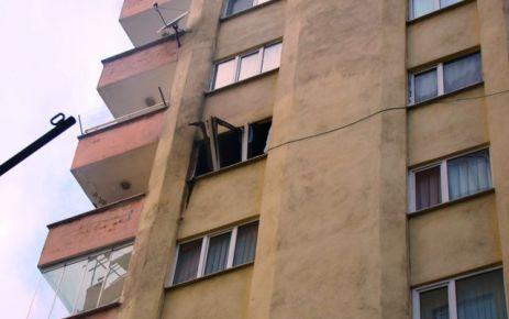Yangın paniği bu kez Site Sokak'ta