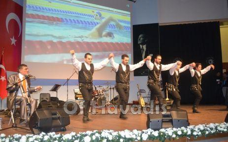 Yıldız Teknik'te Trabzon Gecesi