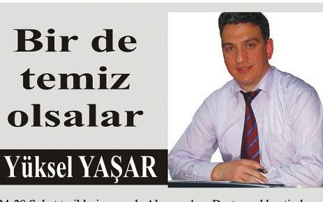 Yüksel Yaşar'ın kaleminden Dortmund Trabzon Günleri