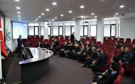 Zabıta Müdürleri Akçaabat'ta toplandı
