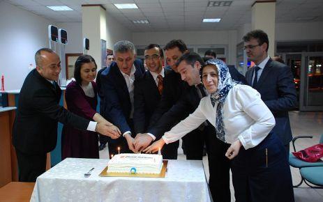 Ziraat Bankası Of Şubesi 151.kuruluş yılını kutladı