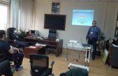 Uzman Dr Aydın'dan Acil hekimlerine hizmet içi eğitim