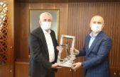 Bakan Karaismailoğlu Solaklı Vadisi'nde incelemelerde bulundu