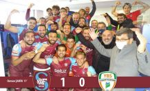 Ofspor erteleme maçında Malatya Belediyespor'u yendi