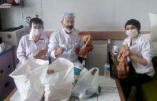 Başkan Sarıalioğlu'ndan Sağlıkçılara teşekkür