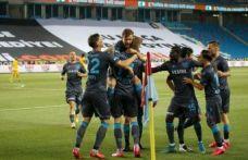 Trabzonspor Ankaragücü'nü geçemedi