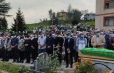 Süleyman Sami Güven Hoca son yolculuğuna uğurlandı