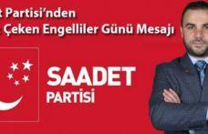 Başkan Muratoğlu'ndan engellilerin sorunlarına çözüm önerisi