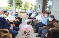 Şehit Ekrem Ekşi'nin babası Ahmet Ekşi vefat etti