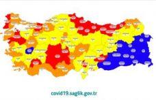 Trabzon çok yüksek riskli iller arasında