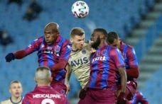 Trabzonspor hakemleri ve VAR'ı geçemedi