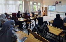 Çevreci Projede eğitimler devam ediyor