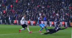 Sörloth attı Uğurcan tuttu Trabzonspor 1 puanı kaptı