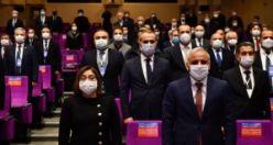Büyükşehir TBB'nin Bölgesel Kalkınma Toplantısına ev sahipliği yaptı