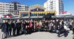 CUMDER Ankara'daki Cumapazarlıları buluşturdu