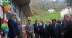 Dernekpazarı'nda Ahde Vefa Kur'an Kursu açıldı...