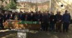 Fatma Usta İzmit'te ebediyete uğurlandı