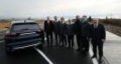 Türkiye'nin Otomobili sahneye çıktı