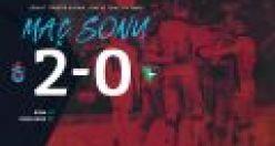 Trabzonspor ligde yenildiği Denizli'yi kupada yend