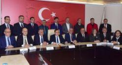 Trabzon'un STK'larından Bahar Kalkanı Harekatı'na destek
