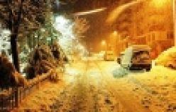 1 ve 2 Şubat'ta yağan kar sonrası manzaraları videosu