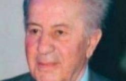 Ali Rıa Uzuner vefatı